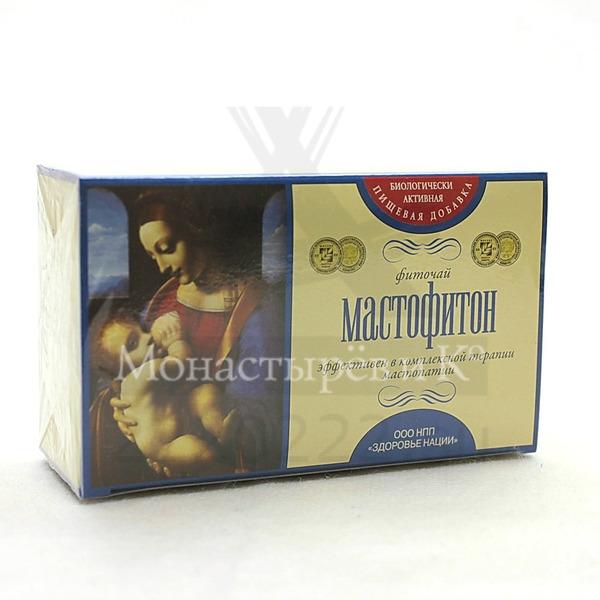 Мастофитон инструкция по применению и отзывы чай