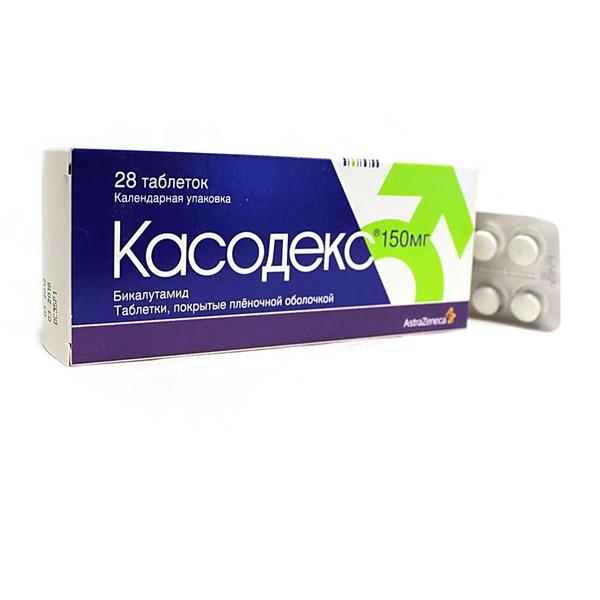 Casodex lupron therapy