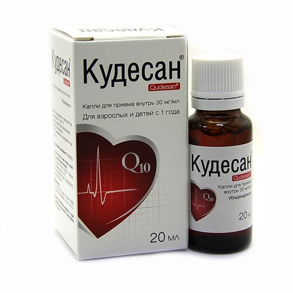 Кудесан инструкция по применению отзывы кардиологов