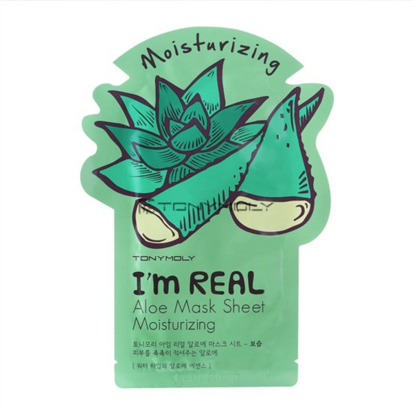 Маска Тони Моли (TonyMoly) I'm Real Mask Sheet