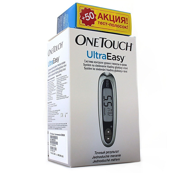 Глюкометр OneTouch Ultra Easy