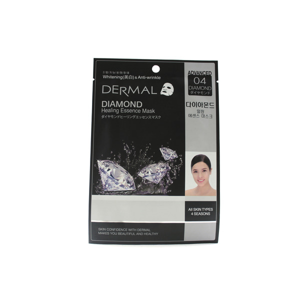 Маска Дермал (Dermal) Healing Essence Advanced Diamond