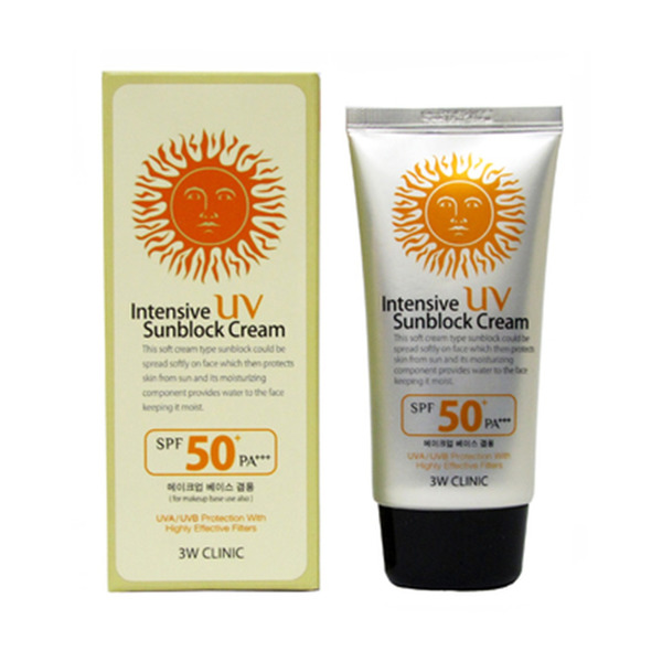 Крем 3W Clinic Intensive UV Sun Block