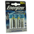 Батарейка Энерджайзер (Energizer) Maximum LR6